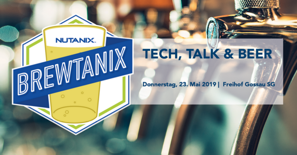 GEOINFO IT AG am Brewtanix Event